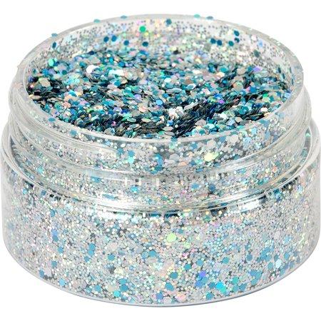 (Cosmic Shimmer Holographic Glitterbitz-Sea Spray)