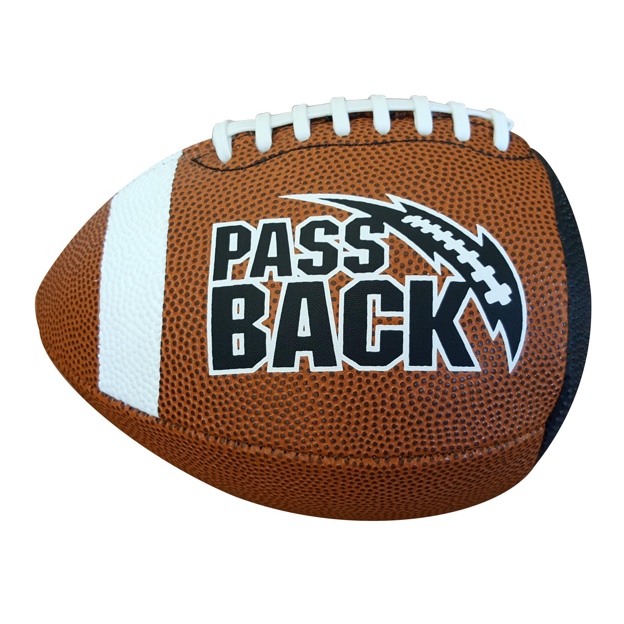 passback sports official composite passback football walmart com