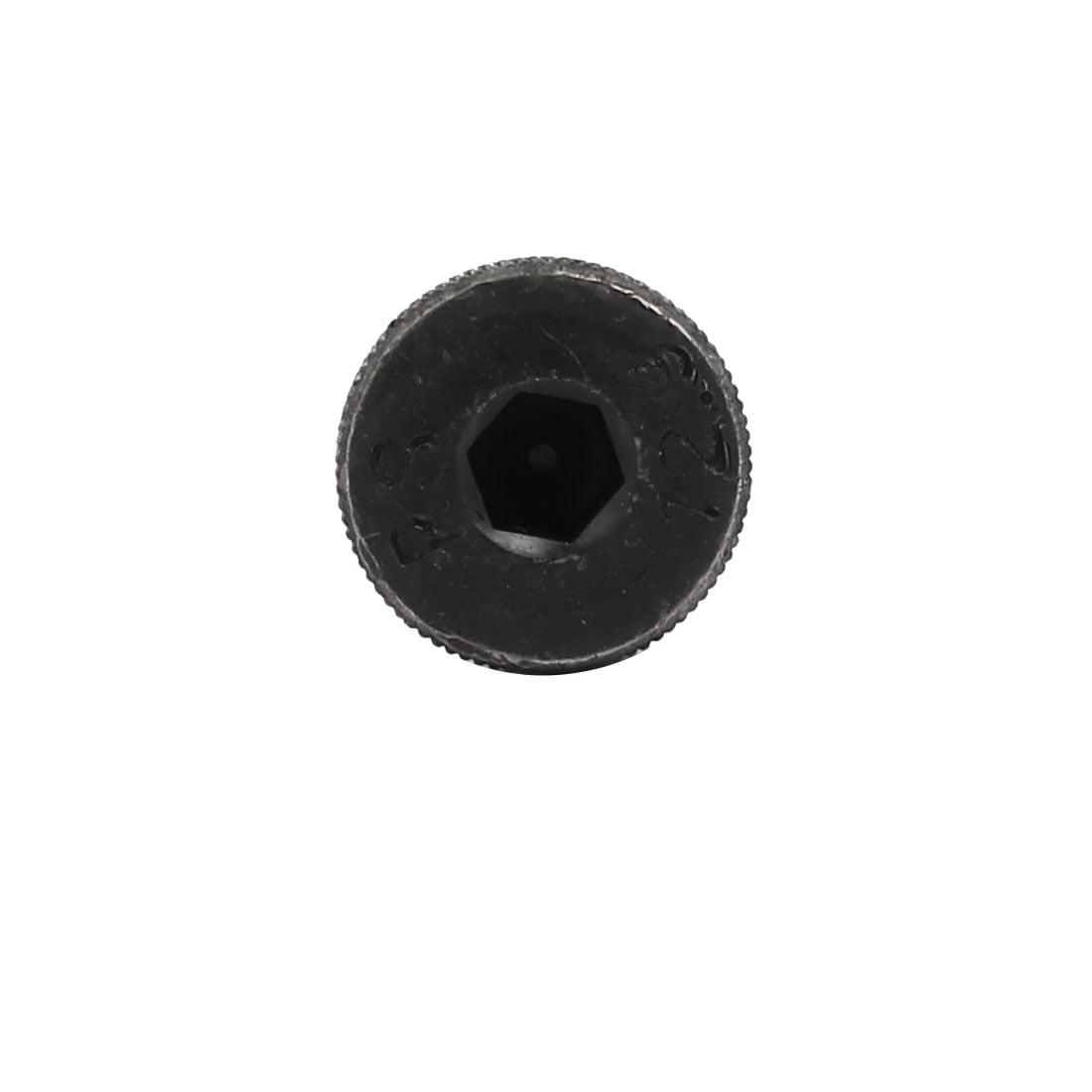 2pcs 40Cr Shoulder Bolt 10mm Shoulder Dia 95mm Shoulder Length M8x13mm Thread - image 1 of 3