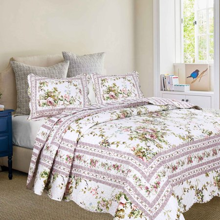 - Primrose Garden Quilt Set by Bay Colony by Patch Magic