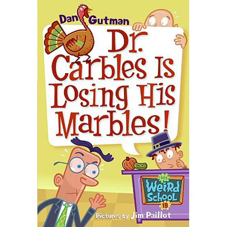 Dr. Carbles Is Losing His -