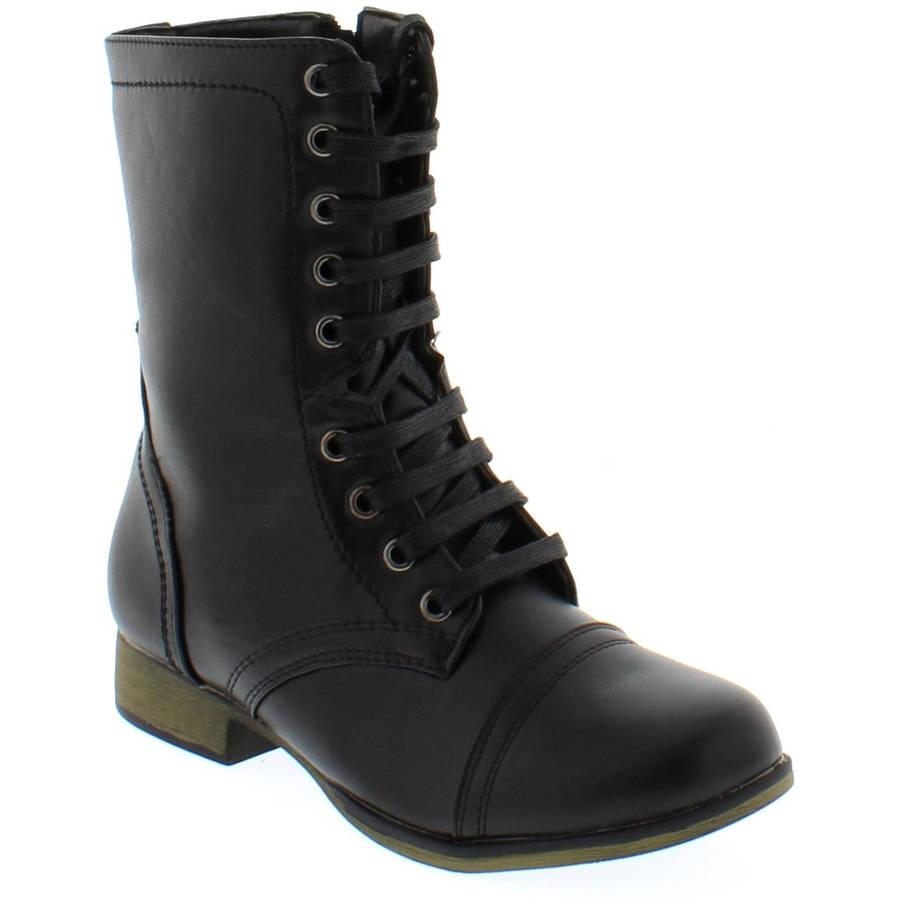shoes of soul s combat boots walmart