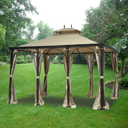 Garden Winds Replacement Canopy for the Sears Higgins Gazebo