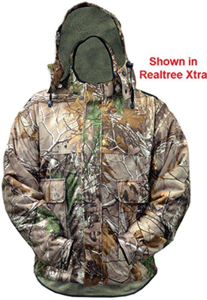 Rivers West Apparel Ambush Jacket Mossy Oak Country 2Xlarge by RIVERS WEST APPAREL INC