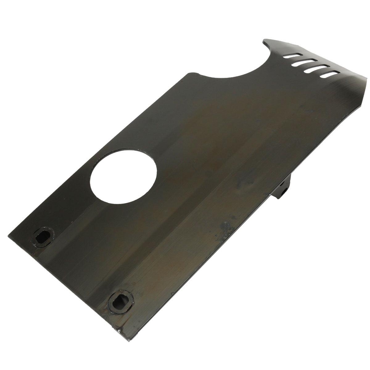 Black Pit Bike Skid Plate Engine Motor Protect For Honda CRF50 XR50 CRF70 XR 50
