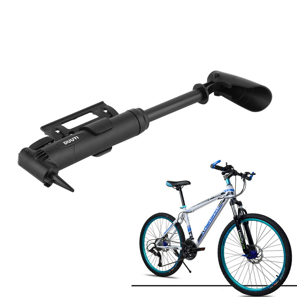 Multi-functional Portable Plastic Bicycle Cycling Bike Air Pump Tyre Tire Ball by