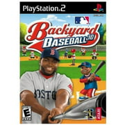Backyard Baseball 10 (ps2) - Pre-owned