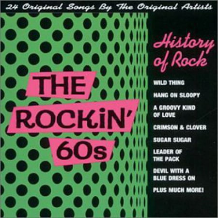 History of Rock: Rockin 60's / Various (Rock Music Styles A History)