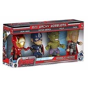Funko Wacky Wobbler Avengers 2 Mini Wobbler 4pk