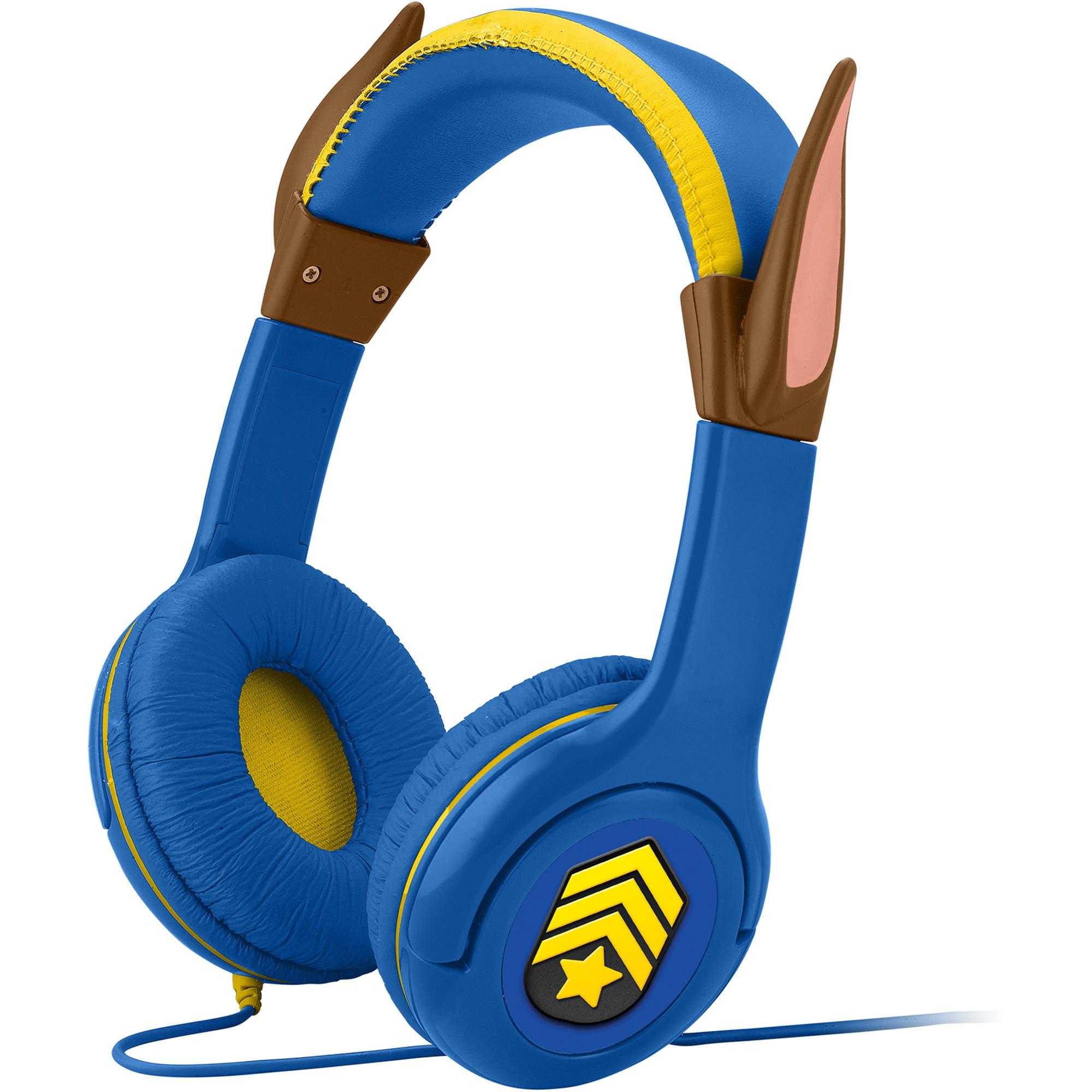 Nickelodeon Paw Patrol Chase Headphones by Paw Patrol