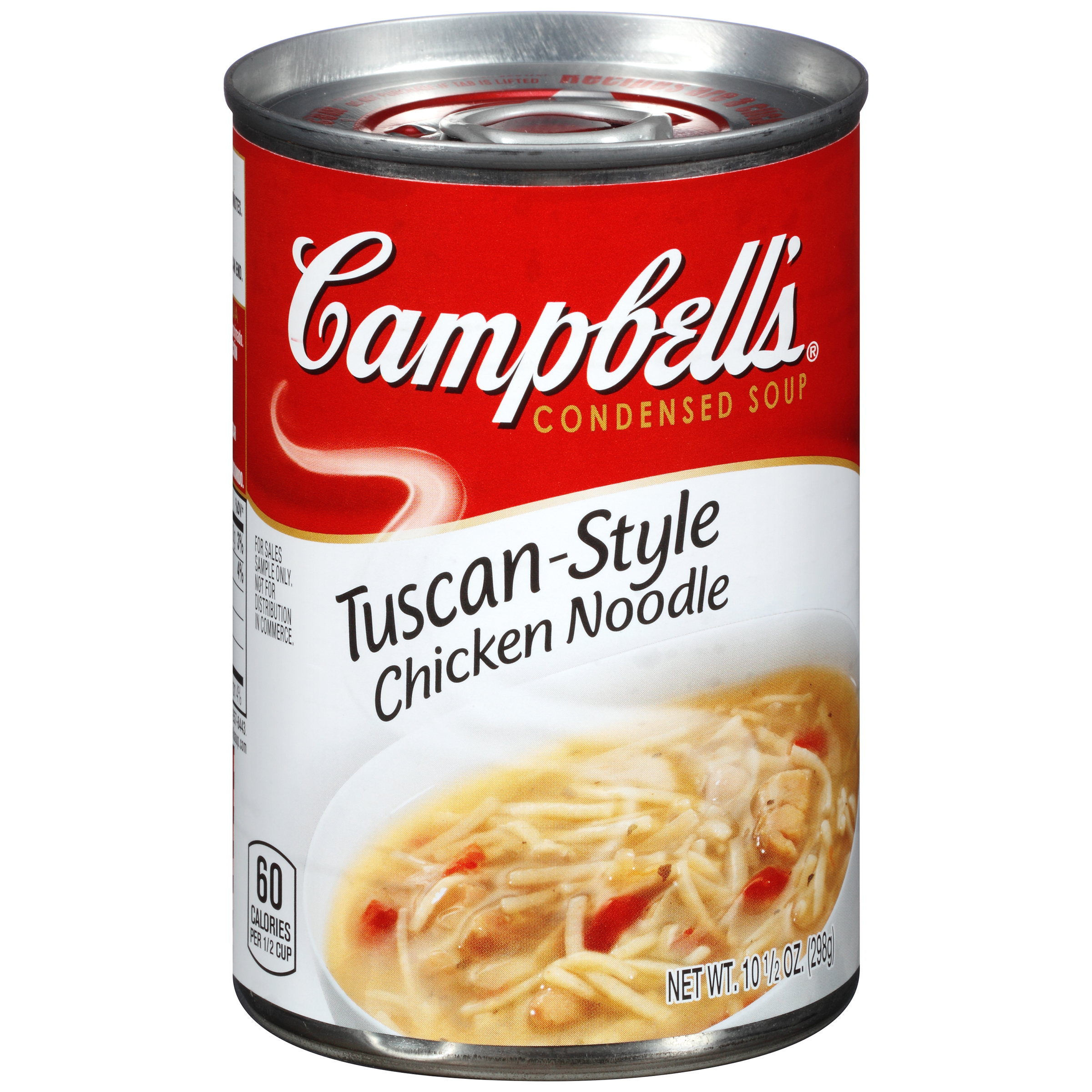 Campbell's Tuscan-Style Chicken Noodle Soup 10.5oz by Campbell Soup Company