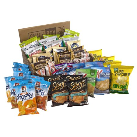 Product Of Large Healthy Snack Box (48 Ct.) - For Vending Machine, Schools , parties, Retail Stores
