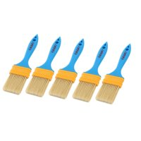 Household Furniture Wall Plastic Painting Paint Supplies Brushes 5cm Width 5pcs