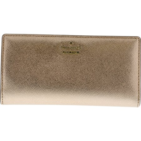 Kate Spade Women's Cameron Street Stacy Leather Wallet - Rose