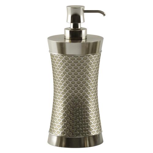 NU Steel Trellis Soap & Lotion Dispenser