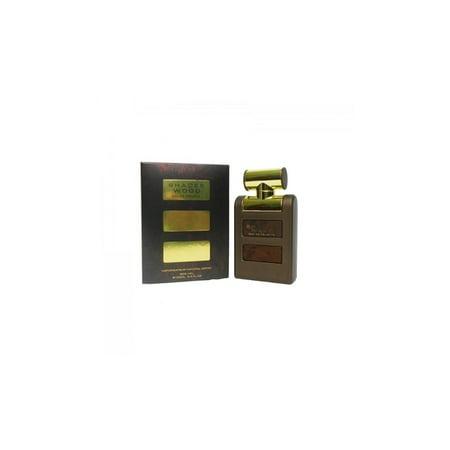 (pack 2) Armaf Shades Wood Eau De Toilette Spray By Armaf3.4 oz