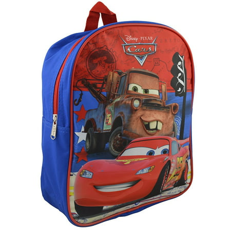 Pixar Book Bag (Disney Pixar- 12 Toddler Backpack - School)