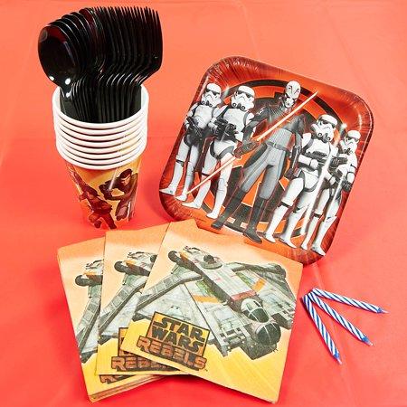 Star Wars Rebels Basic Party Kit