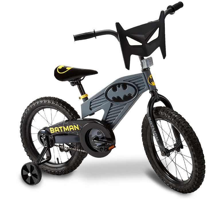 Batman DC Comics 16in Boys Bike