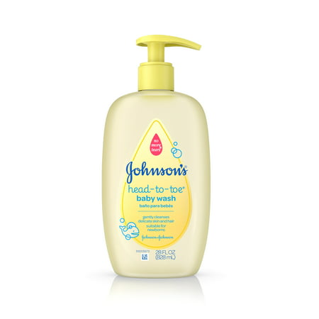 Johnson & Johnson Johnsons bébé Head to Toe Wash 28z