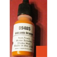 Volcanic Orange Acrylic Reaper Master Series Hobby Paint .5oz Dropper Bottle Reaper Miniatures