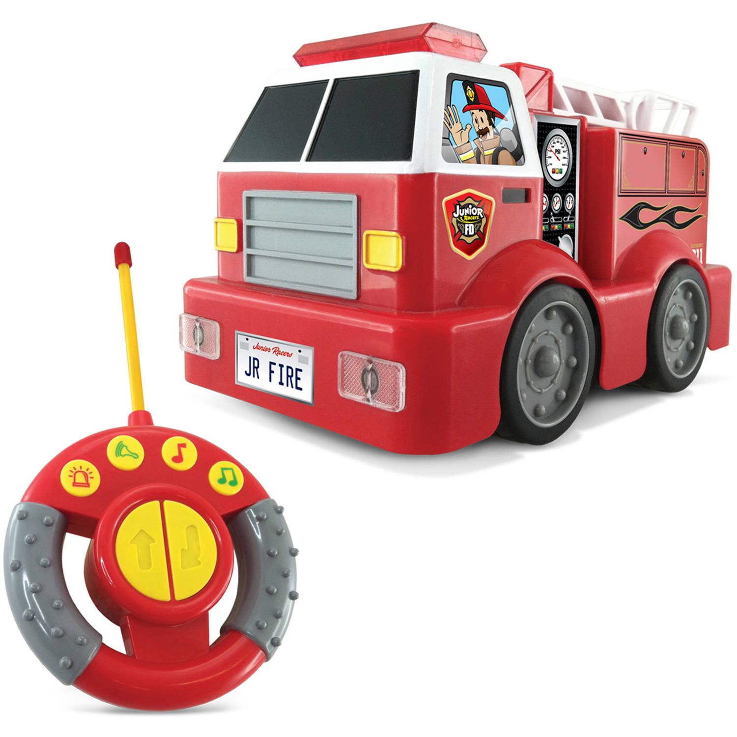 NKOK Junior Racers My First RC Fire Truck