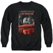 Amityville Horror Cold Blood Mens Crewneck Sweatshirt