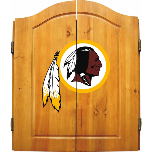 Imperial International NFL Dart Cabinet, Washington Redskins