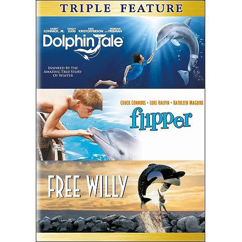 Dolphin Tale / Flipper / Free Willy (Widescreen)
