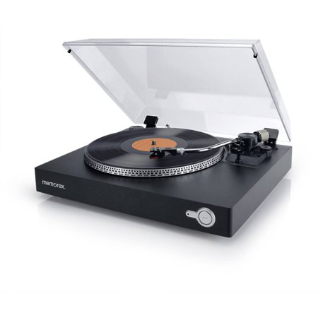 Memorex 2-Speed Turntable with USB Recording by