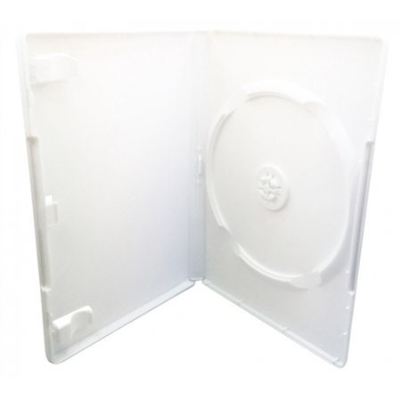 CheckOutStore 10 White Nintendo Wii Replacement Cases 14mm