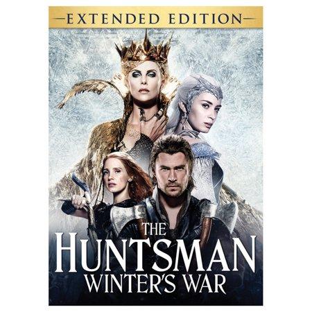 The Huntsman  Winter S War  Dvd