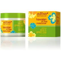 Facial Moisturizer: Alba Botanica Hawaiian Oil Free Moisturizer