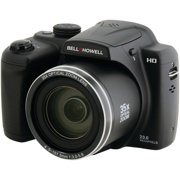 Best Bridge Cameras - Bell+howell 20 Megapixel Bridge Camera - Black Review
