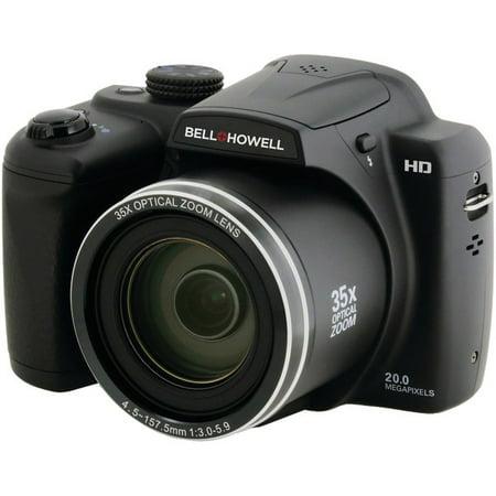 Bell+howell 20 Megapixel Bridge Camera - Black - 3