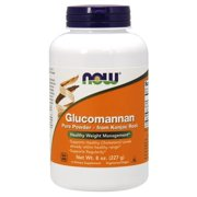 Glucomannan Powder 100% Pure Now Foods 8 oz Powder