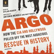Argo - Audiobook