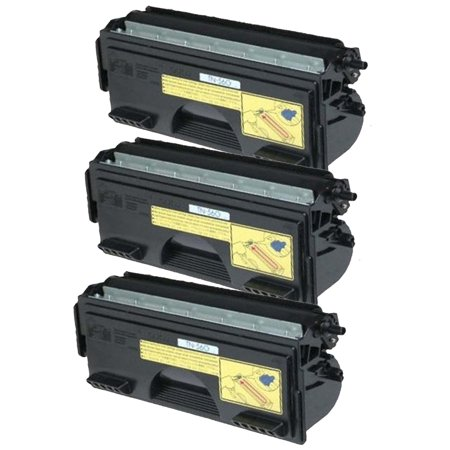 3 Pack New Compatible with Brother TN560 Toner Cartridge for Brother DCP-8020 DCP-8025 HL-1650 HL-1670