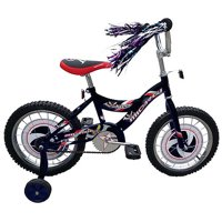 "16"" Micargi Kiddy Boys' BMX Bike, Black"