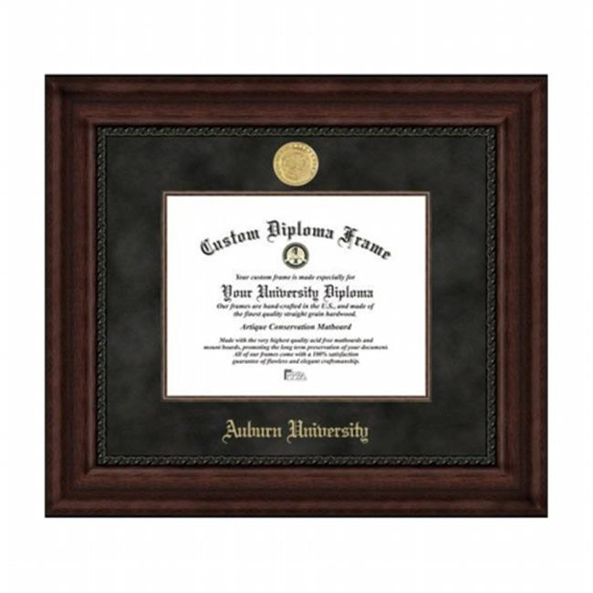 Campusimages AL992EXM Auburn University Executive Diploma Frame