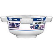 NFL New York Giants Party Bowl Set