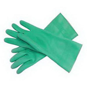 Textured Rubber Gloves Large Part No. 591R400L Qty  Per Package