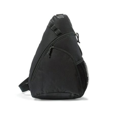 - Gemline 5220 Wave Sling Bag - Black - One Size