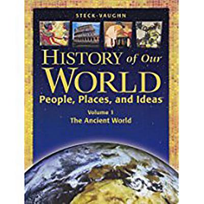History of Our World : Student Book, Volume 1 the Ancient - Halloween History For Students