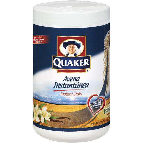 The Quaker Oats Quaker  Instant Oats, 12.3 oz
