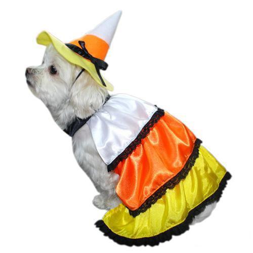 Candy Corn Dog Costume