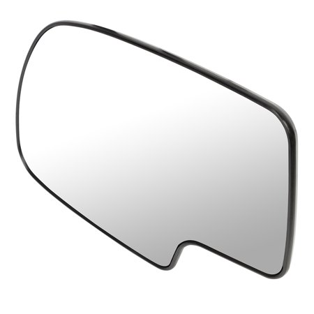 For 1999 to 2006 Chevy Silverado GMC Sierra 1500 2500 3500 Factory Style Driver / Left Door Mirror Glass Lens 00 01 02 03 04 05