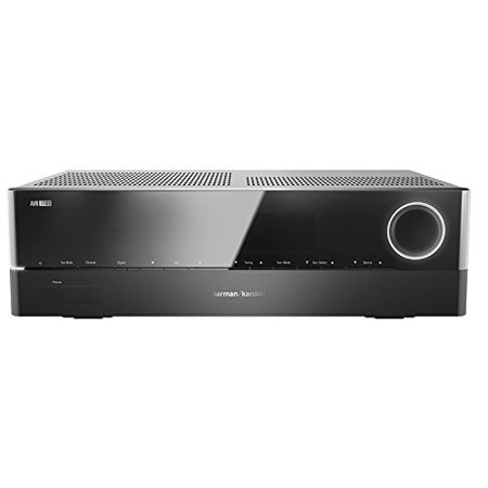 Harman AVR 1610S 3D Ready A/V Receiver - 5.1 Channel