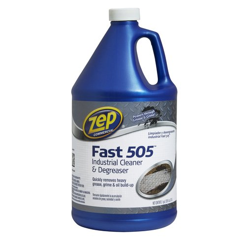 Zep Commercial Fast 505 Cleaner and Degreaser, 128 oz