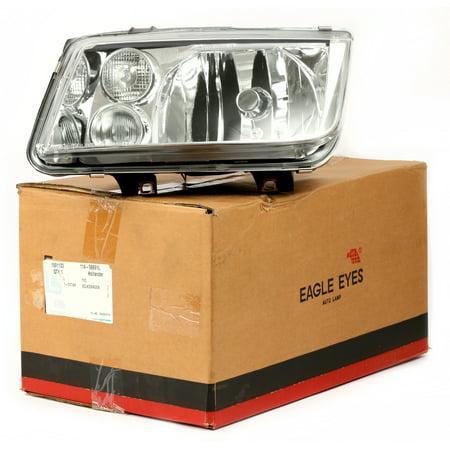 NEW 1999-2002 Volkswagen Jetta GLI Left Driver Side Headlight Lamp 1J5-941-017AH